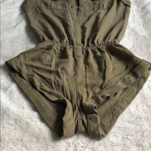 3e4237886d0c LF Pants - LF army green romper